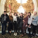 CATS UK students sample the American high school experience