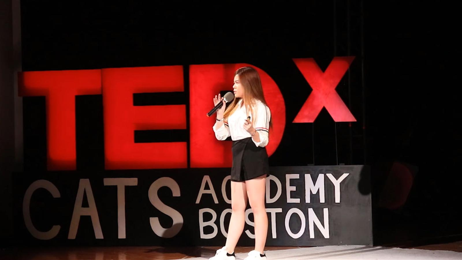 Introducing TEDx CATS Academy Boston – Inspiring talks from inspiring students